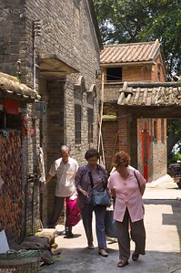 Backstreets of Foshan