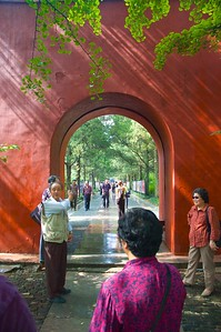 Visiting the Xiaoling Tomb of the Ming Dynasty
