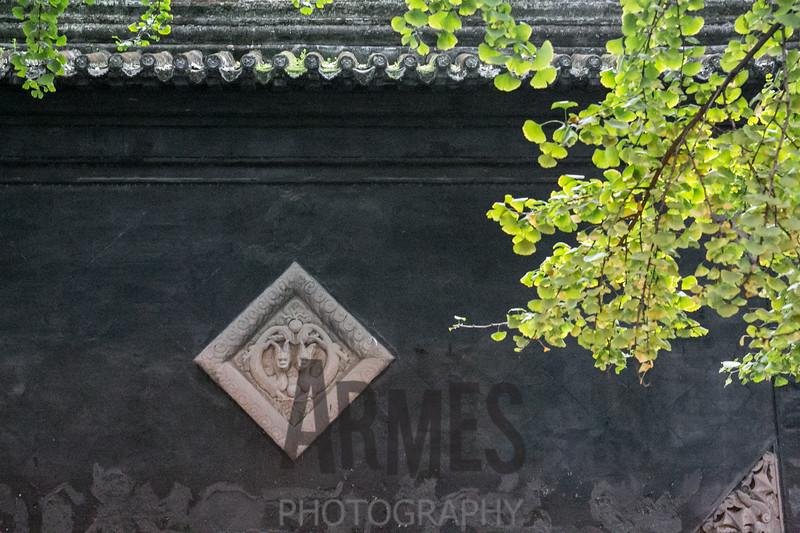 The Sacred Way of Hui Mausoleum, Wuhou Temple