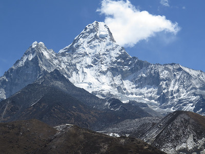 High Passes of Everest