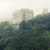 Mansion on Victoria Peak in Hong Kong