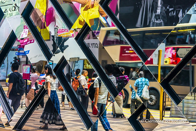 Brand Boutiques along Caton Street, Harbour City Mall, Kowloon Hong Kong File Ref:2012-06-25-Hong Kong 152