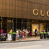 Gucci store in the Harbour City mall, Kowloon, Hong Kong<br /> File Ref:2012-06-25-Hong Kong 147