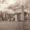 Hong Kong Island skyline from Kowloon<br /> File Ref:2012-06-25-Hong Kong 114 1723