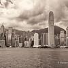 Hong Kong Island skyline from Kowloon<br /> File Ref:2012-06-25-Hong Kong 114 1723