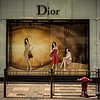 Dior Boutique in the Harbour City, a megamall located near the docks in Kowloon, Hong Kong<br /> File Ref:2012-06-25-Hong Kong 145