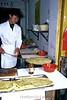 making omelettes