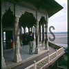 Red Fort, Agra, India<br /> December 1985