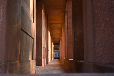 Inside Fatehpur Sikri - remember the hotel I said to keep in mind?