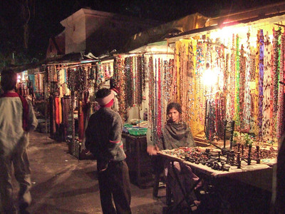 Bead stalls