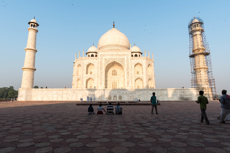 East Elevation, Taj Mahal