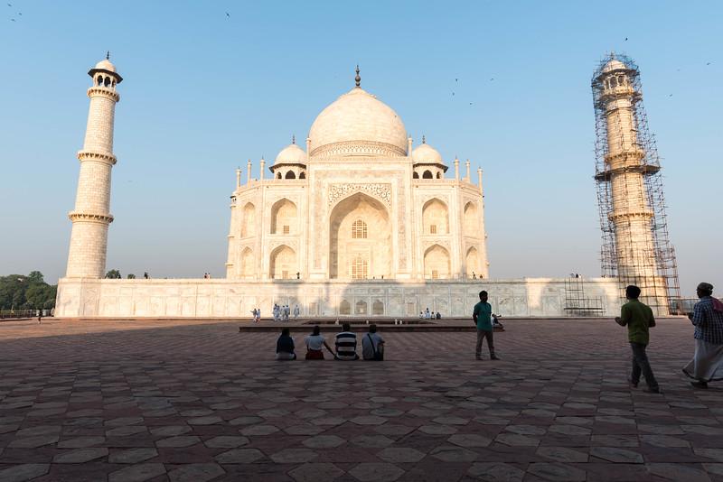 East Elevation, Taj Mahal