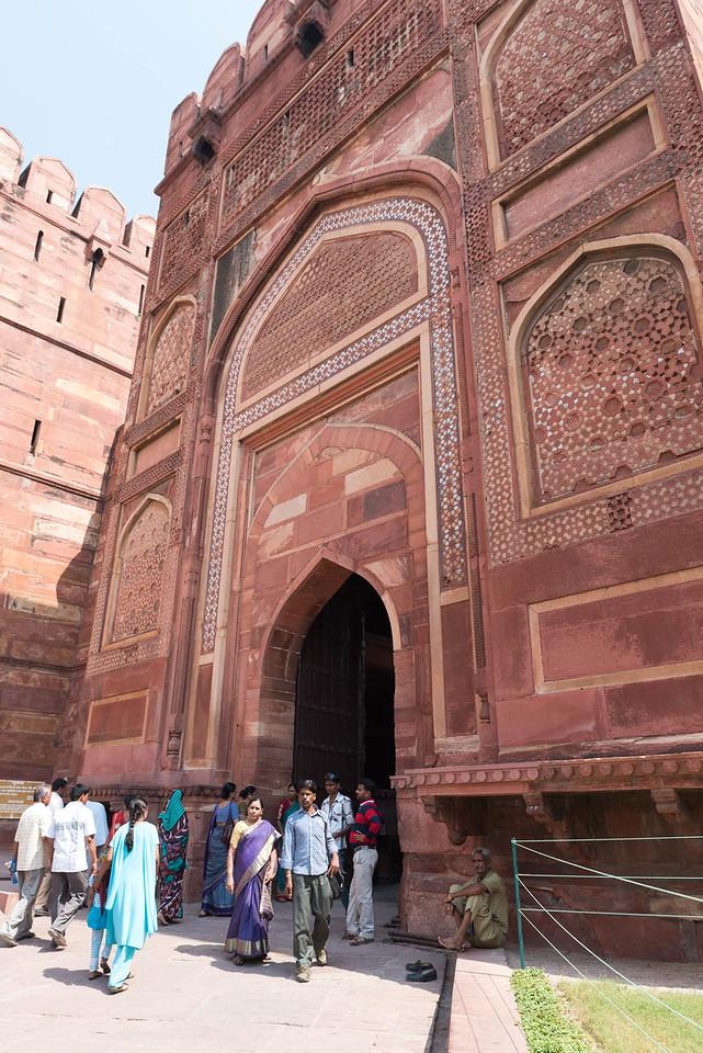 Agra Fort Gateway
