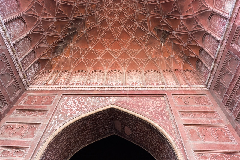 Dome and Arch in the Jawab