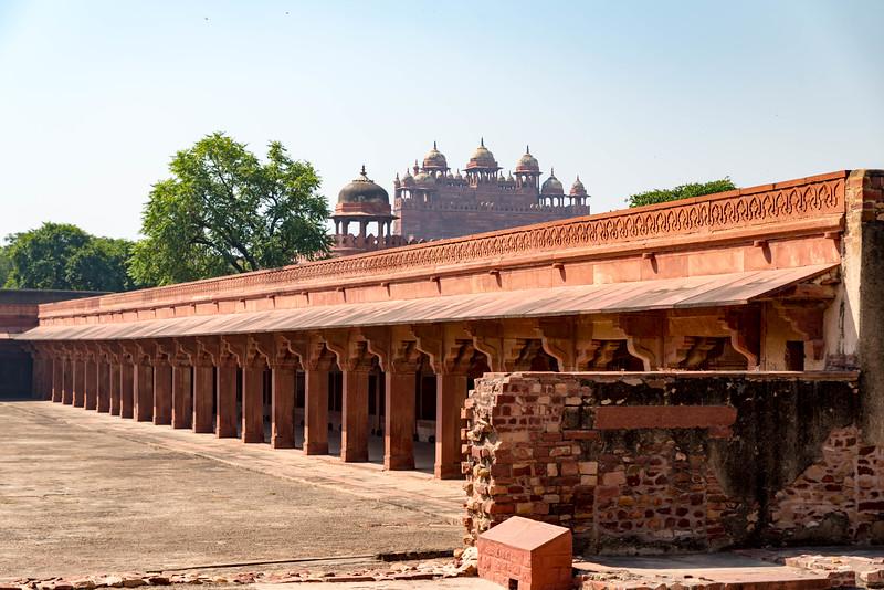 Palace, Fatehpur Sikri