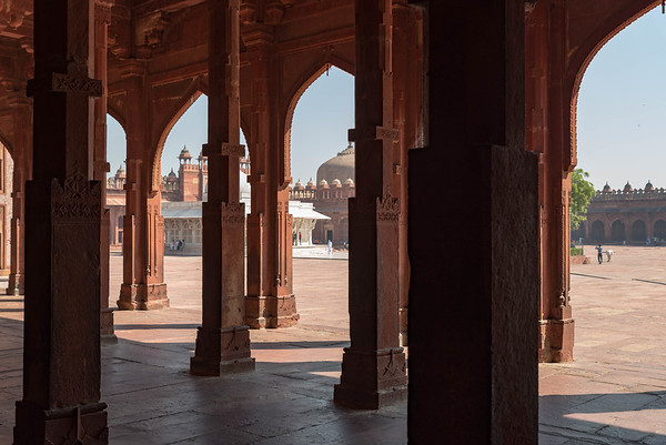 Jama Masjid (Friday Mosque), Fatehpur Sikri