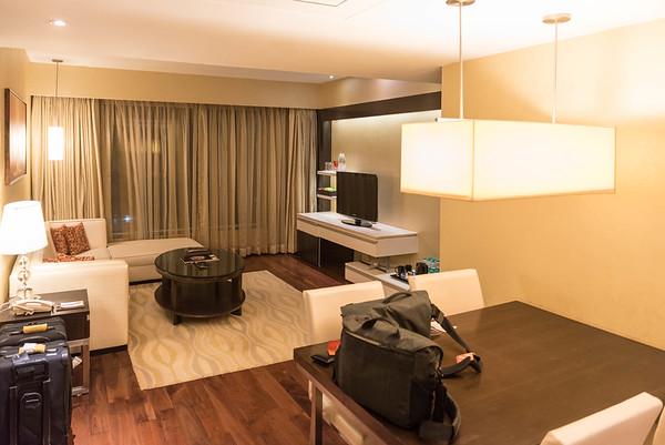 Courtyard Suite, Courtyard by Marriott Mumbai International Airport