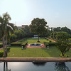 Pool and Courtyard, Taj Nadesar Palace, Varanasi