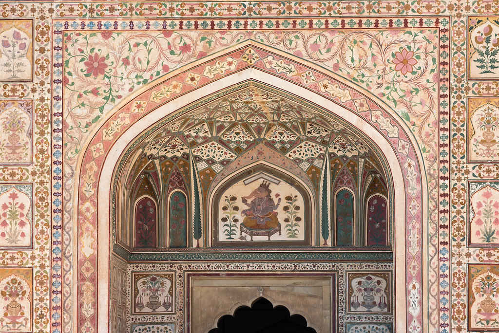 Ganesh Pol Entrance, Amer Fort