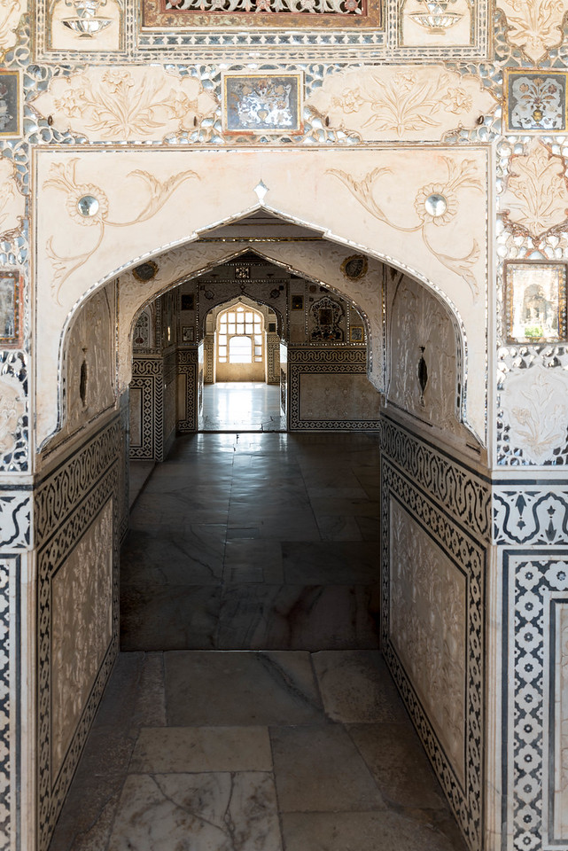 Mirror Palace, Amer Fort