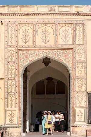 Ganesh Pol Entrance, Amer Fort