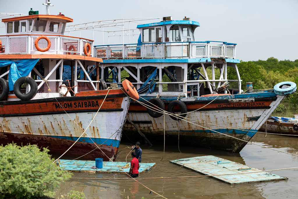 Elephanta Island Ferry Boats