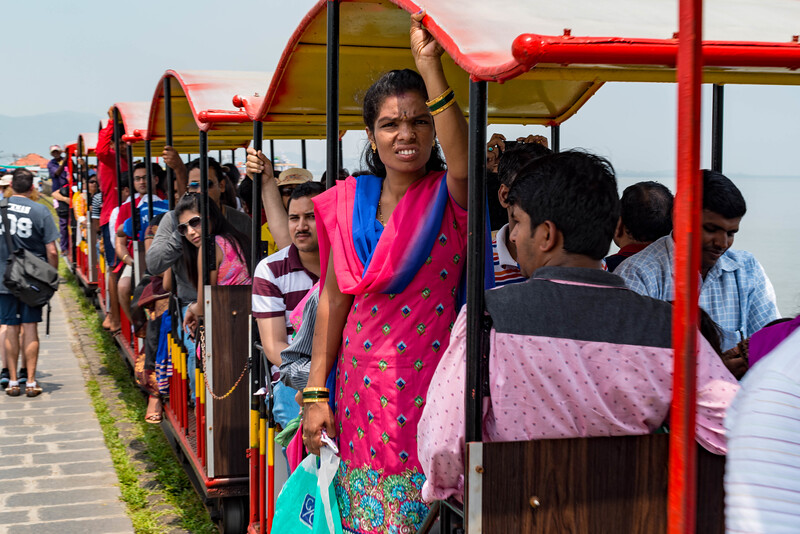 Elephanta Island Train