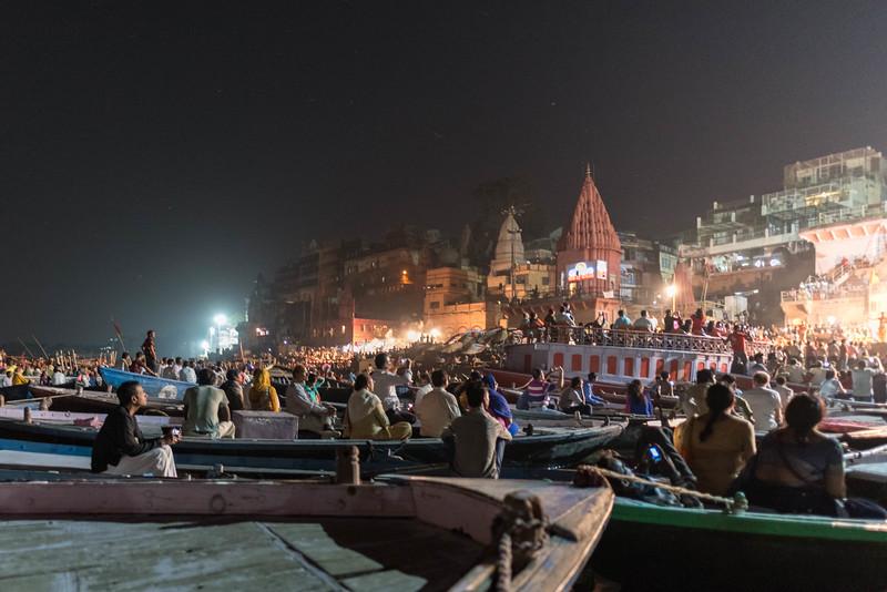 Evening Ganga Aarti