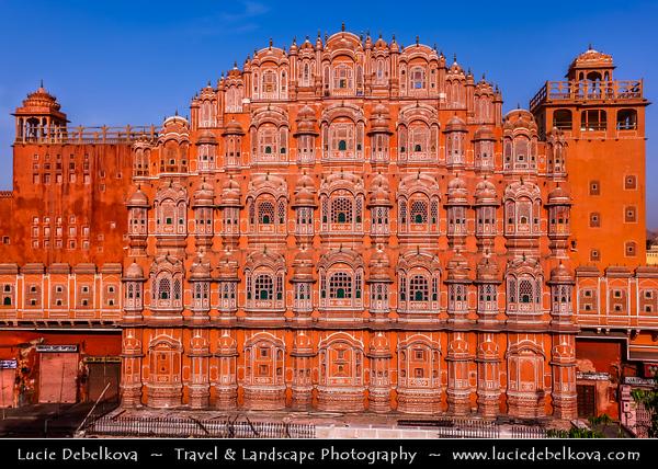 India - Rajasthan - Jaipur - Historical Rajasthani town nickname