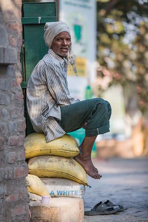 Dilli Haat, Delhi, India, 2014