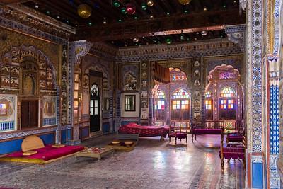 Inside the Mehrangarh Fort