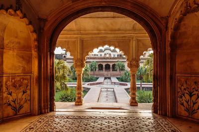 Deeg Palace, Bharatpur, Rajastan, India, 2014