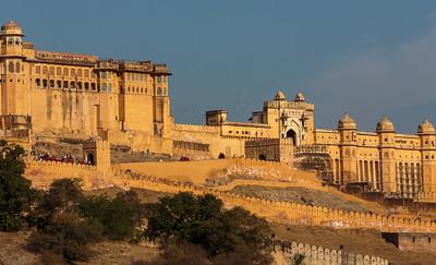 Amber Fort, Jaipur, Rajasthan, India, 2014