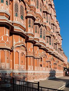 Wind Palace,Jaipur, Rajasthan, India, 2014