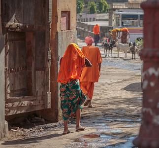 Panna Meena Step Well, Jaipur, Rajasthan, India, 2014