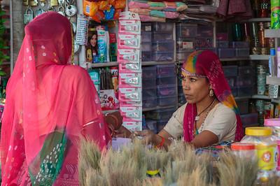 Exotic Shopkeeper