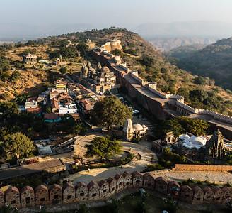 Kumbhalgarh, Rajastan, India, 2014