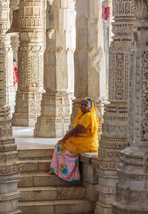 Ranakpur, Rajastan, India, 2014