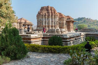 Sas Bahu Temples, Udaipur, Rajastan, India, 2014