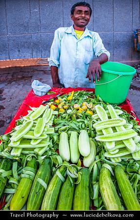 India - Delhi - New Delhi - Capital City - Traditional Daily Street Life