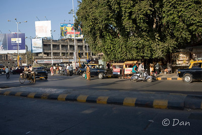 local street scene