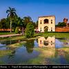 India - Delhi - Humayun's Tomb - Maqbara-i Humayun - UNESCO Worl