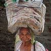 Woman with Sack