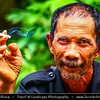 Indonesia - Bali Island - Daily life in traditional villages