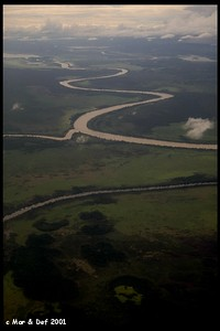 Going Up The Mahakkan River