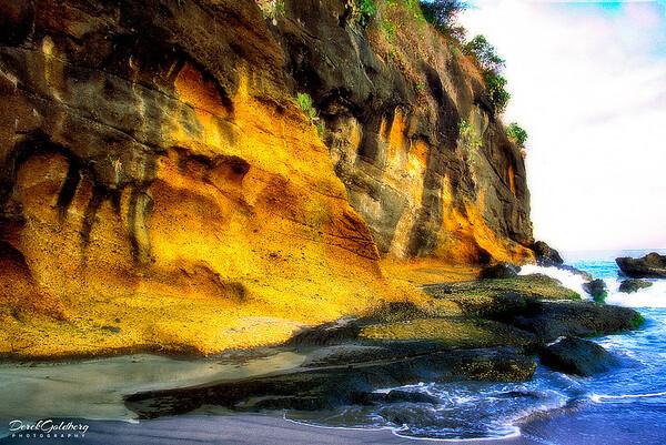 Bali Coastal Scenic #2 - Manggis, Bali, Indonesia