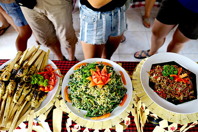 Cooking Class at Canting Bali