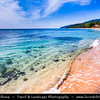 Indonesia - Lombok Island - Blue Water at Beautiful Senggigi Bea