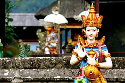 Ulun Danu Beratan Temple, Bedugul Tabanan Indonesia