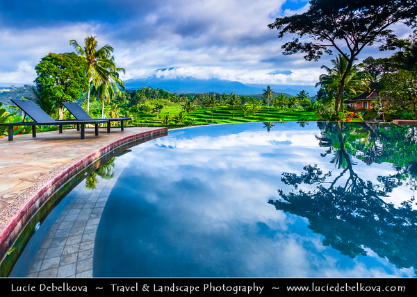 Indonesia - Java Island - Traditional Indonesian Tropical Boutique Resort near Ijen Volcano